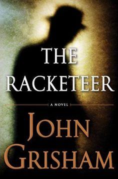 The Racketeer by John Grisham, http://www.amazon.com/dp/0385535147/ref=cm_sw_r_pi_dp_8aGtqb0J15XFZ