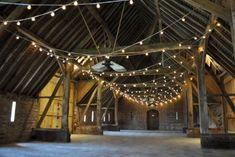 Stonehill House Festoon Lights Festoon Lights, Canopy Lights, Barn Wedding Lighting, Paper Lanterns, Fairy Lights, Vintage Looks, Loft, Wedding Ideas, Bedroom