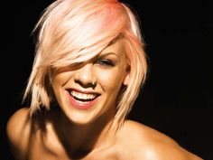 P!NK is a successful singer and songwriter. She is also an asthmatic. P!NK is best known for her edgy pop music. She gained stardom in the 2002 Moulin Rouge soundtrack with Christina Aguilera. Some claim that P!NK has changed the scope of pop music and paved the way for artists like Katy Perry and Lady Gaga but has received little recognition for it. She is a prominent animal-rights campaigner for PETA.