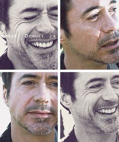 "Robert Downey Jr.  (stills from the film ""New Life"" by Davis Factor)"