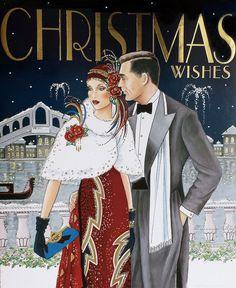 Мобильный LiveInternet Art Deco Lady... Новогоднее...   OLIVA4KA - Дневник OLIVA4KA  