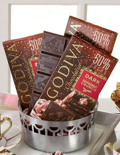 Perfect as a stocking stuffer or party favor. #GODIVA