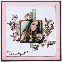 Heartfelt Creations- Flowering Dogwood Collection Scrapbooking, Papercrafting