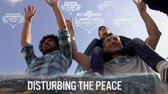 Disturbing The Peace Official Trailer - Documentary- Combatants for Peace- Traverse City, Official Trailer, Documentary, The Hamptons, I Am Awesome, Peace, Videos, Movies, Movie Posters