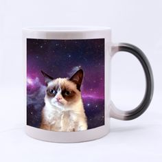 More than sellers offering you a vibrant collection of fashion, collectibles, home decor, and more. Grumpy Cat, The Ordinary, Coffee Mugs, Vibrant, Ceramics, Cool Stuff, Cats, Tableware, Ceramica