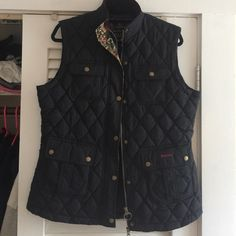 BARBOUR DOWN VEST Sold out item! FANTASTIC QUALITY! Great brand and very warm. This is something you can keep for a lifetime Barbour Jackets & Coats Vests