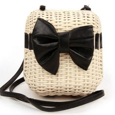 2013 mini  rattan bags women's handbag fashion woven messenger straw bag