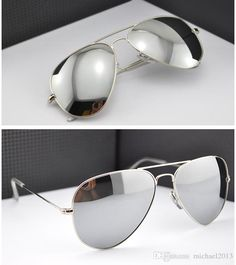 17b0101f2a23 Flash Mirror Sunglasses Brand Designer Sunglasses Men Women UV400 Authentic  Sunglasses Top Quality Sunglass with Original Leather Box