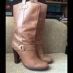 "Selling this ""RALPH LAUREN BROWN HARNESS WESTERN BOOTS sz 8.5"" in my Poshmark closet! My username is: backbend31. #shopmycloset #poshmark #fashion #shopping #style #forsale #Ralph Lauren #Boots"