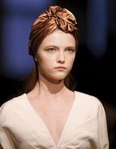 PRADA 2007 turban