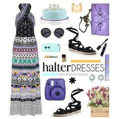 Shoulder Show: Halter Dresses