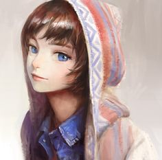 smile in the hood by NaBaBa on DeviantArt