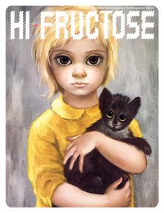 HI-FRUCTOSE -  email links of your work/your site for permission (no attachments)...  website/blog based
