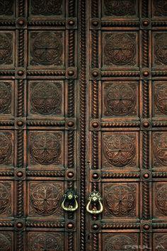 Sofia-Alexander Nevsky Cathedral Doors