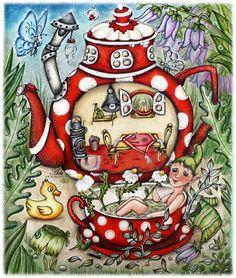 "34 Likes, 1 Comments - Nosso jardim colorido (@nossojardimcolorido) on Instagram: ""@Regrann from @eyeloveit00 - ❤❤❤❤❤❤❤ 12/02/17 Artist: @kubikowska.emilysmoose Book:…"""