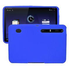 Mjukskal (Blå) Motorola XOOM-Skydd