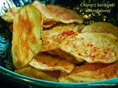 Stare Gary: Chipsy ziemniaczane z kuchenki mikrofalowej