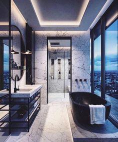 My Living | Interior Design — Bathroom Inspiration NOV 2017