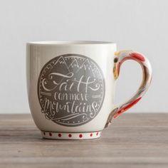 Faith Can Move Mountains - Jumbo Mug | DaySpring