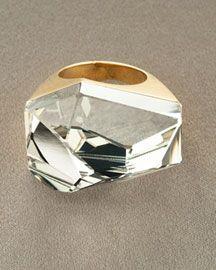 Diane Von Furstenberg by H. Stern ring