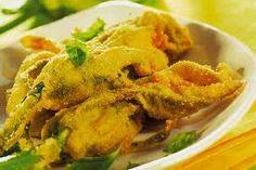 fiori zucchina fritti - Cerca con Google