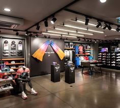 Nike Retail Interior I .....  l Nike Beyoglu by Dusmekan Design I Istanbul I Dusmekan See more here: www.dusmekan.com