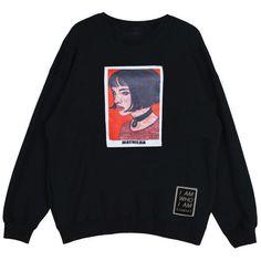 Mathilda Sweatshirt (42 AUD) ❤ liked on Polyvore featuring tops, hoodies, sweatshirts and sweaters