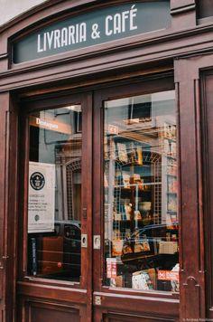 La librería Bertrand en una esquina del barrio Chiado Portugal Travel, Liquor Cabinet, Storage, Furniture, Guinness, Home Decor, Books, Ideas, Lisbon