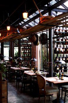 Thailand-Bangkok  Cafe Culture