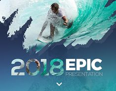 2018 Epic Presentation Template