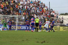 """Marquinhos Santos valoriza elenco após empate: """"Time de guerreiros"""" #globoesporte"""