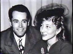 Frances Seymour Brokaw 2nd bride of Henry Fonda...Mother of Peter & Jane Fonda...