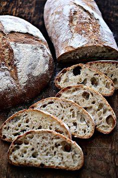 No Bake Desserts, Dessert Recipes, Bread Recipes, Cooking Recipes, Kitchen Magic, Polish Recipes, Bread Baking, Herbal Remedies, Herbalism