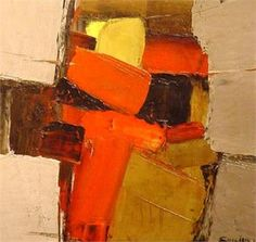 Alfredo Sinclair - Mancha - Arte Panamá - Informacion de la Obra