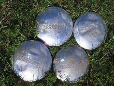 1936-HUDSON-TERRAPLANE-HUB-CAPS-WHEEL-COVERS-4PC-USED-HUBCAPS-35-37-38