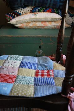 Soft Furnishings, Country Life, Cottage, Dreams, Quilts, Blanket, Sewing, Bed, Home