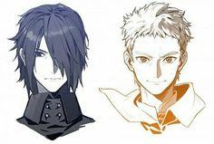 Sasuke Uchiha and Naruto Uzumaki || Boruto: Naruto Next Generations