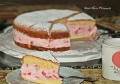 The Strawberry Quark cake needs a bit of work but you will be rewarded by its delicious taste. It is a great German cake recipe that you will love.