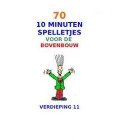 70 10 minutenspelletjes voor de bovenbouw  http://nl.scribd.com/doc/7043279/10-Minuten-Spelletjes
