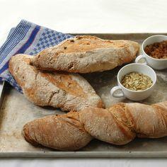 Tolles Brot und leckere Brötchen aus der Bäckerei des Cafés Luise | creme hamburg