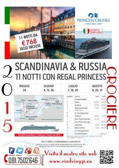 SCANDINAVIA & RUSSIA