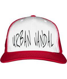ad52f375 Urban Vandal Clothing Snapback Trucker Cap URBAN VANDAL Accessories  Collection