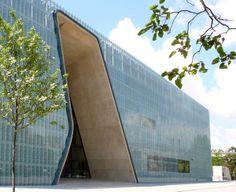 Museum der Geschichte der polnischen Juden in Warschau, Lahdelma & Mahlamäki Architects