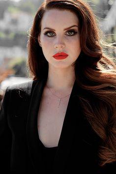 fallenforlana:  Lana Del Rey photographed by Francesco Carrozzini for L'Uomo Vogue Magazine, October 2014 issue.
