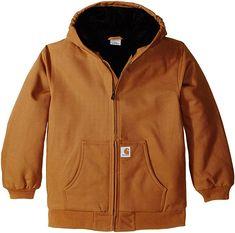 Boys Winter Jackets, Fall Photo Shoot Outfits, Carhartt Jacket, 2020 Fashion Trends, Line Jackets, Women's Summer Fashion, Hooded Jacket, Man Jacket