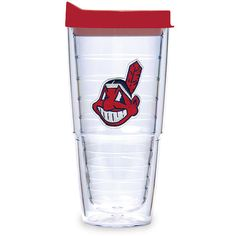 Cleveland Indians 24oz Insulated Tumbler With Spill-Proof Lid by Tervis Tumbler