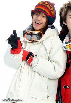 Kim Hyun Joong 김현중 ♡ adorable ♡ Kpop ♡ Kdrama ♡ hat ♡