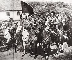 Stock Photo - RUSSIA: CIVIL WAR, /nA cavalry regiment of workers and peasants during the Civil War in Russia. Military Photos, Military Art, Military History, World Conflicts, Russian Revolution, Anarchism, Tropical, Red Army, Armed Forces
