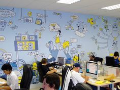 CREATIVE TALLIS: Wall Graphics
