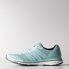 #TheSpeedster: The adidas Adizero Adios Boost 2.0 is more than gorgeous - it may just be 2014's Running Shoe of the Year. With it's super-light mesh upper and Boost responsive cushioning, it graced the feet of NYC marathon winners and world-marathon-record breakers, so just imagine what it could do on your feet!